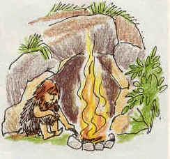 Steinzeitmenschen in unserer