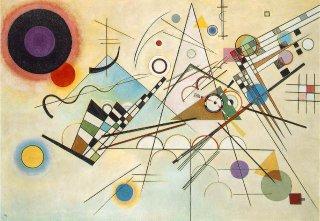 komposition viii 1923 - Wassily Kandinsky Lebenslauf